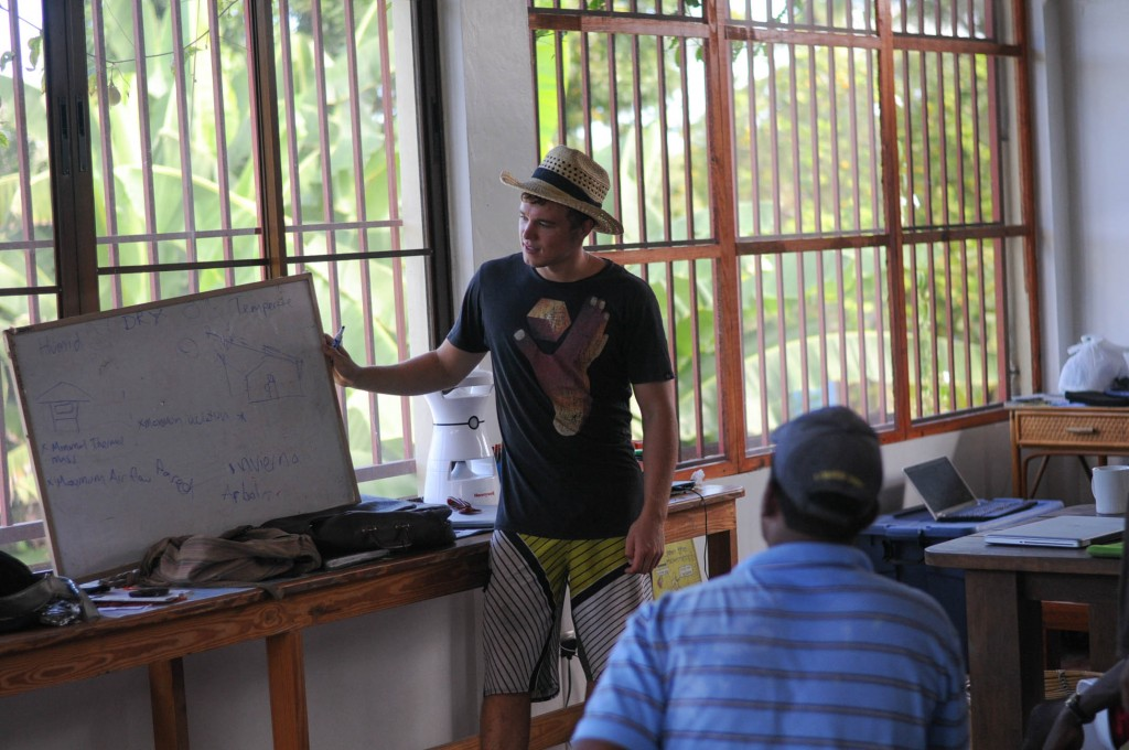Permaculture Education in The Tropics