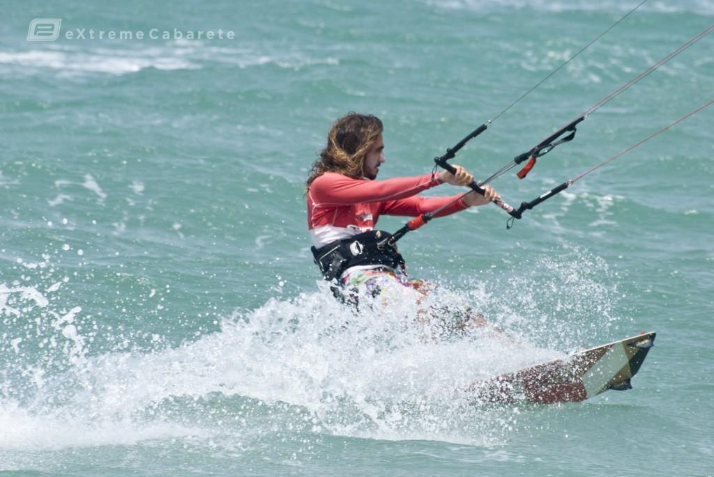 Kite Surfing in Cabarete