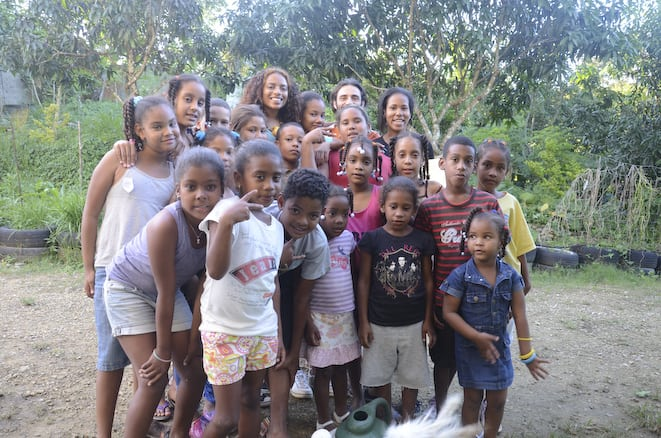 Community Education in teh Dominican Republic