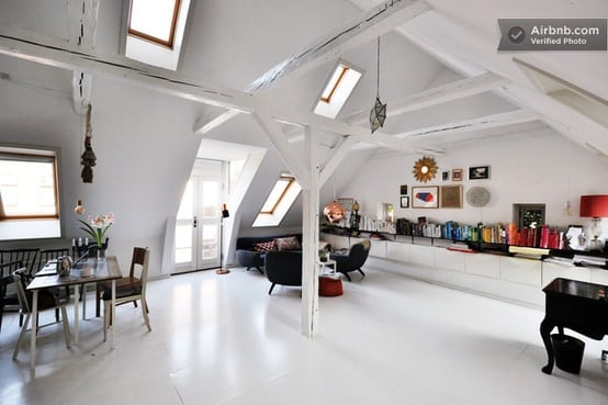 inspiration for our multi-function space