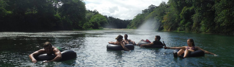 river float tour