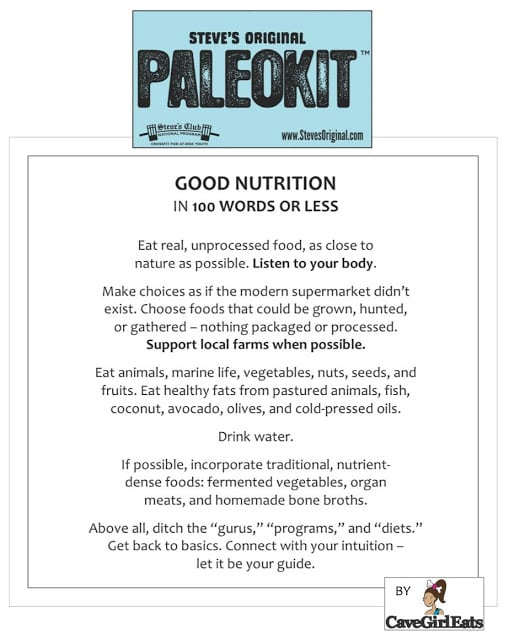 Nutrition-poster