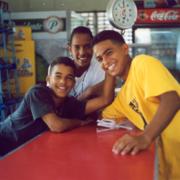 buy local dominican colmado kids
